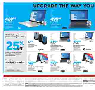 Staples - deals are valid from 08/23/20 to 08/29/20 - page 6.