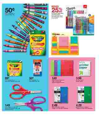 Target - deals are valid from 09/06/20 to 09/12/20 - page 16.