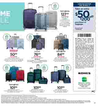 Kohl's - deals are valid from 02/02/20 to 02/06/20 - page 11.