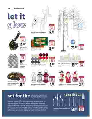Lidl - promo starting from 10/30/19 to 12/31/19 - page 45.