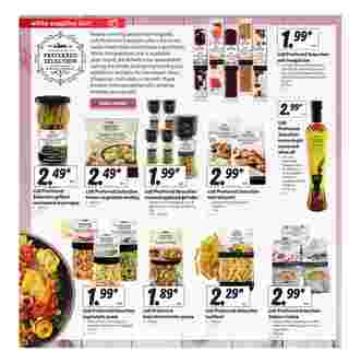 Lidl - deals are valid from 04/01/20 to 04/07/20 - page 10.