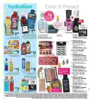 CVS - deals are valid from 07/05/20 to 07/11/20 - page 5.
