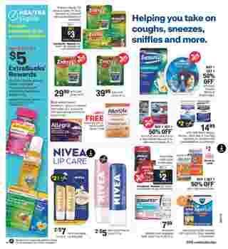CVS - deals are valid from 11/15/20 to 11/21/20 - page 18.