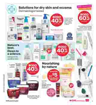 CVS - deals are valid from 10/07/20 to 10/20/20 - page 11.
