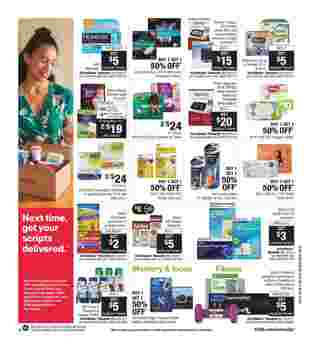 CVS - deals are valid from 03/22/20 to 03/28/20 - page 12.