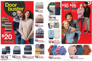 Target - promo starting from 11/28/19 to 11/30/19 - page 19.