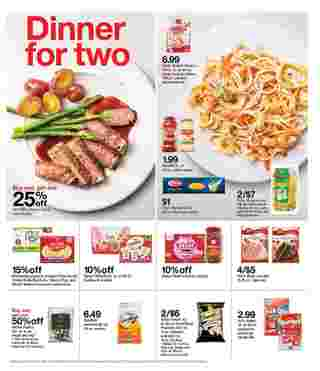 Target - deals are valid from 02/09/20 to 02/15/20 - page 36.