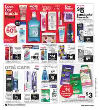 CVS - deals are valid from 10/11/20 to 10/17/20 - page 7.