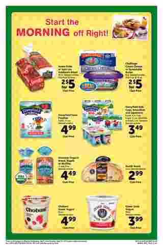 Safeway - promo starting from 04/03/19 to 04/30/19 - page 21.