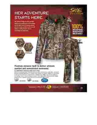 Bass Pro Shops - deals are valid from 09/01/19 to 12/28/19 - page 131.
