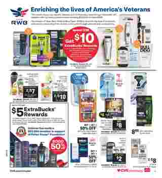 CVS - deals are valid from 11/08/20 to 11/14/20 - page 14.