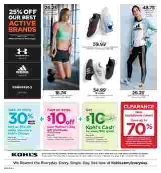 Kohl's - deals are valid from 05/09/19 to 05/19/19 - page 24.