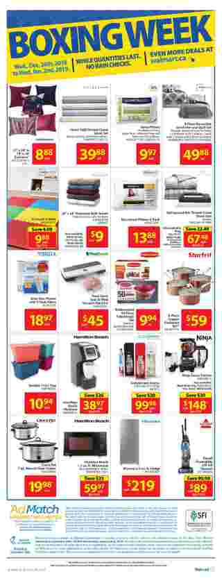 Walmart - deals are valid from 12/26/18 to 01/02/19 - page 11.