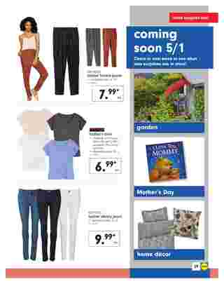 Lidl - deals are valid from 04/24/19 to 04/30/19 - page 29.