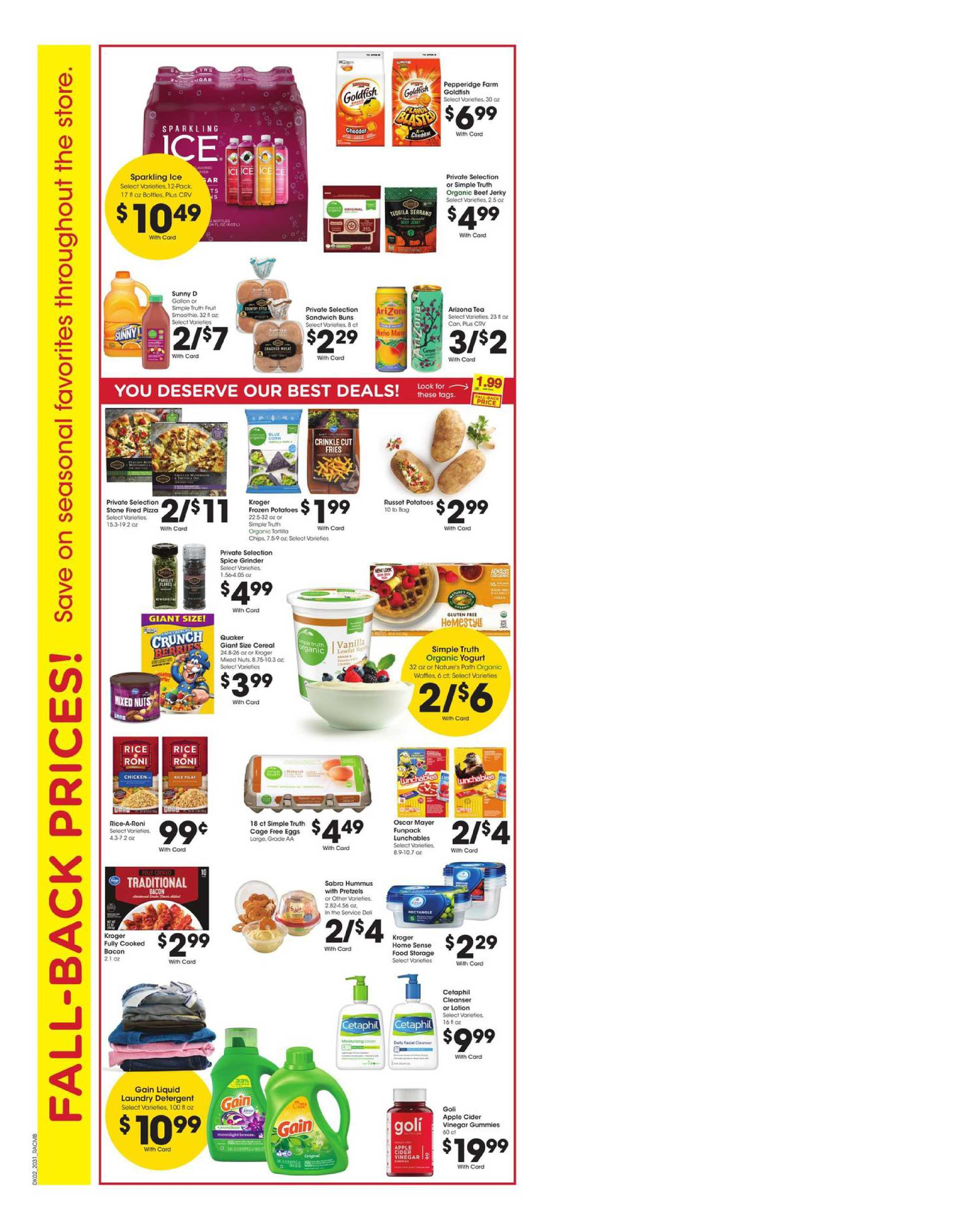 Ralphs - deals are valid from 09/02/20 to 09/08/20 - page 3.