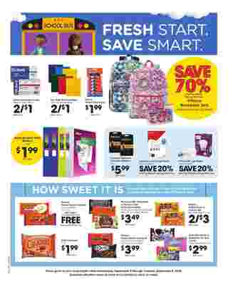 Ralphs - deals are valid from 09/02/20 to 09/08/20 - page 7.