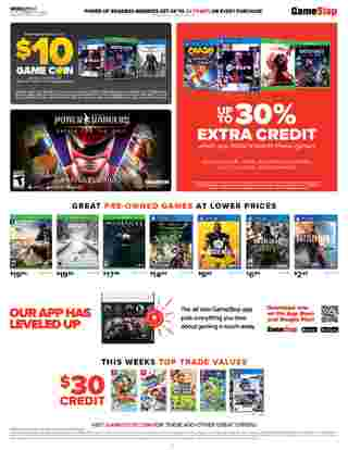 GameStop - deals are valid from 10/04/20 to 10/10/20 - page 6.