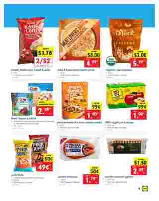 Lidl - promo starting from 04/24/19 to 04/30/19 - page 5.