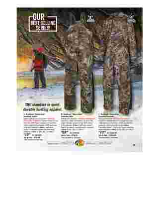 Bass Pro Shops - promo starting from 09/01/19 to 12/28/19 - page 93.