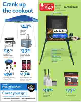 Walmart - deals are valid from 04/26/19 to 05/11/19 - page 20.