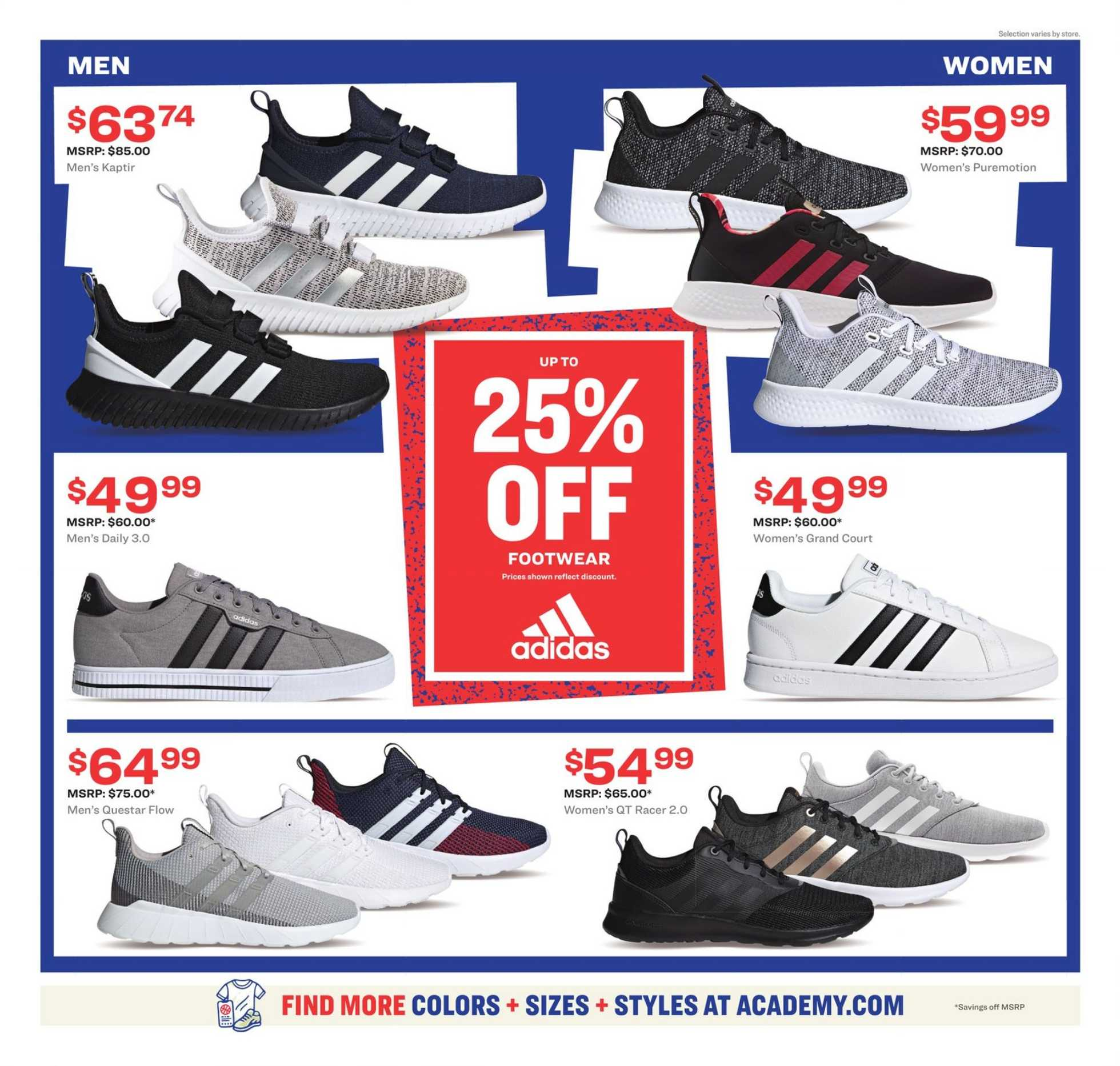 Academy Sports + Outdoors - deals are valid from 08/10/20 to 08/16/20 - page 3.