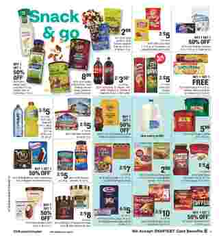 CVS - deals are valid from 07/26/20 to 08/01/20 - page 5.