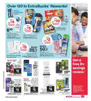 CVS - deals are valid from 10/07/20 to 10/20/20 - page 13.