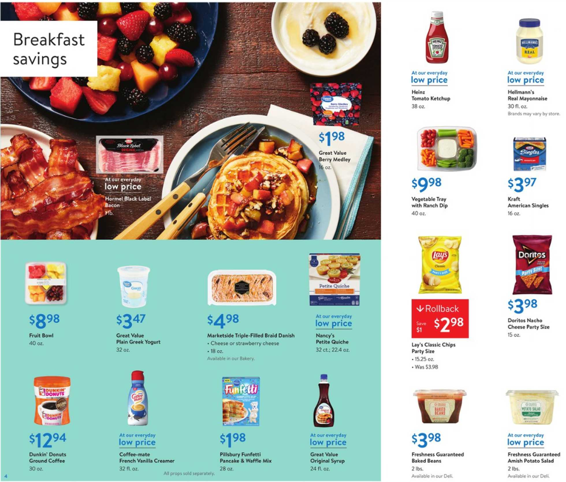 Walmart - deals are valid from 03/27/20 to 04/12/20 - page 3.