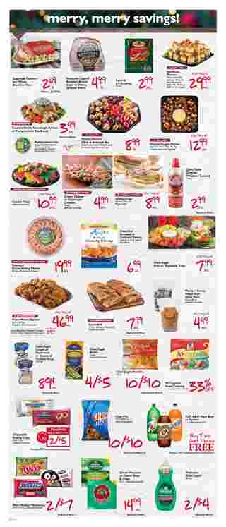 Market District - deals are valid from 12/05/19 to 12/11/19 - page 6.