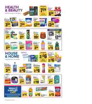 Food Lion - deals are valid from 08/12/20 to 08/18/20 - page 10.
