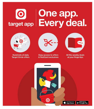 Target - deals are valid from 02/02/20 to 02/08/20 - page 15.