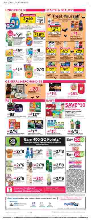 Stop & Shop - deals are valid from 10/02/20 to 10/08/20 - page 11.