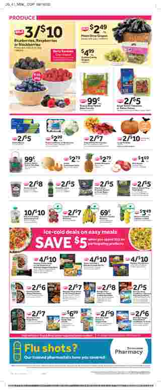 Stop & Shop - deals are valid from 10/02/20 to 10/08/20 - page 13.