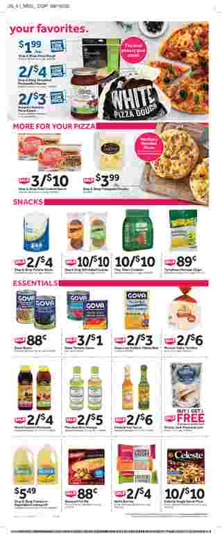 Stop & Shop - deals are valid from 10/02/20 to 10/08/20 - page 5.