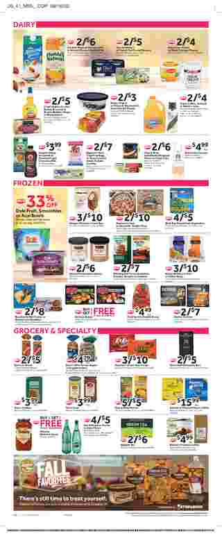 Stop & Shop - deals are valid from 10/02/20 to 10/08/20 - page 8.