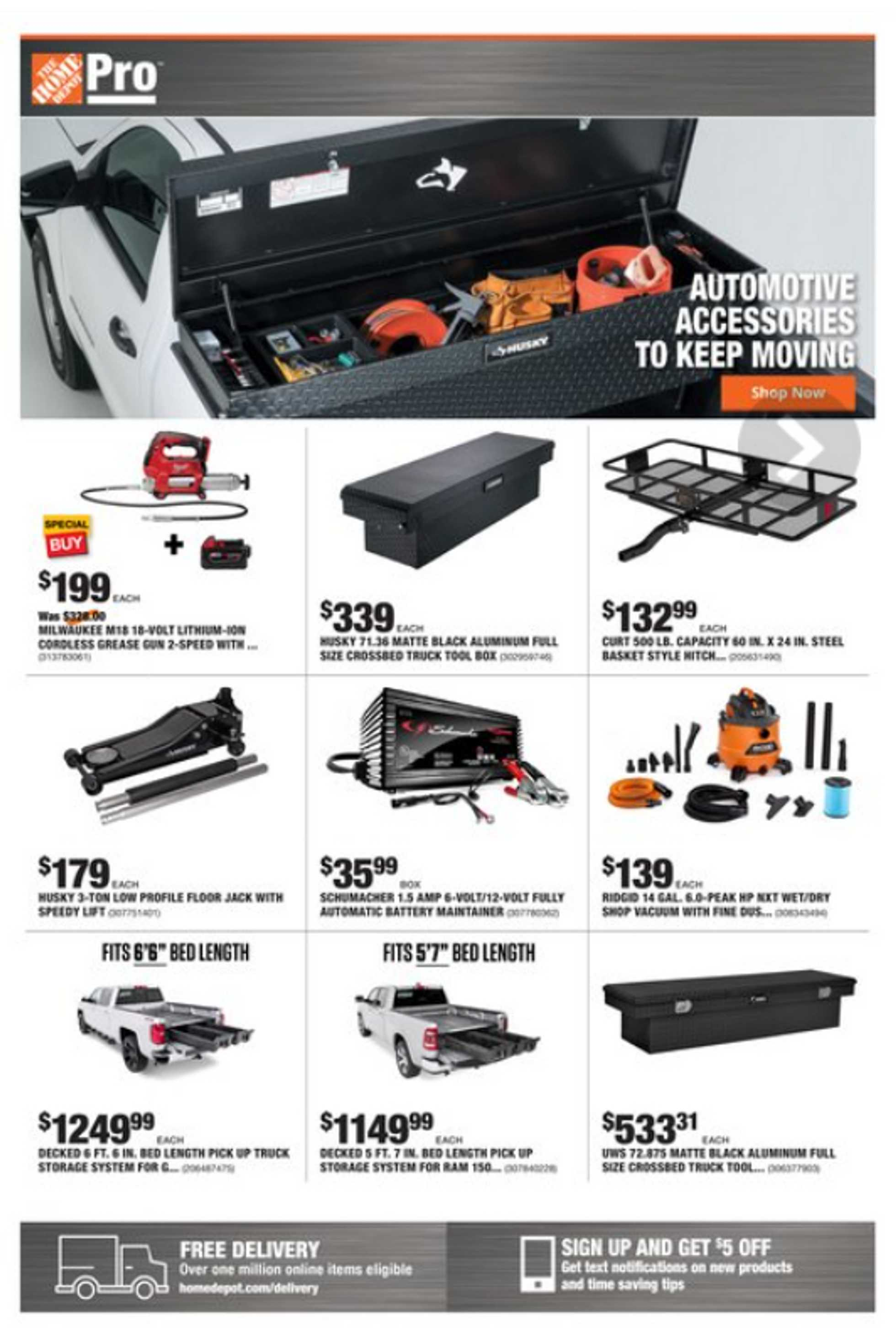 The Home Depot - deals are valid from 09/07/20 to 09/14/20 - page 3.