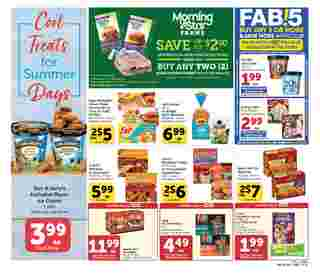 Vons - deals are valid from 08/05/20 to 09/01/20 - page 11.