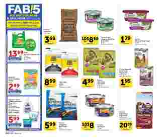 Vons - deals are valid from 08/05/20 to 09/01/20 - page 16.