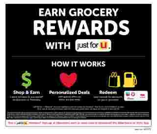 Vons - deals are valid from 08/05/20 to 09/01/20 - page 17.