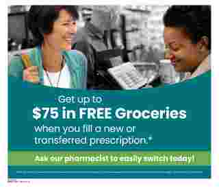 Vons - deals are valid from 08/05/20 to 09/01/20 - page 18.