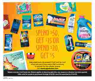Vons - deals are valid from 08/05/20 to 09/01/20 - page 22.