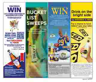 Vons - deals are valid from 08/05/20 to 09/01/20 - page 23.