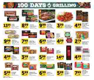 Vons - deals are valid from 08/05/20 to 09/01/20 - page 6.