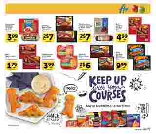Vons - deals are valid from 08/05/20 to 09/01/20 - page 7.