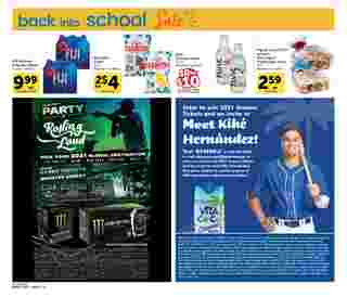 Vons - deals are valid from 08/05/20 to 09/01/20 - page 8.