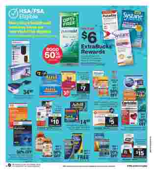 CVS - deals are valid from 10/07/20 to 10/20/20 - page 19.