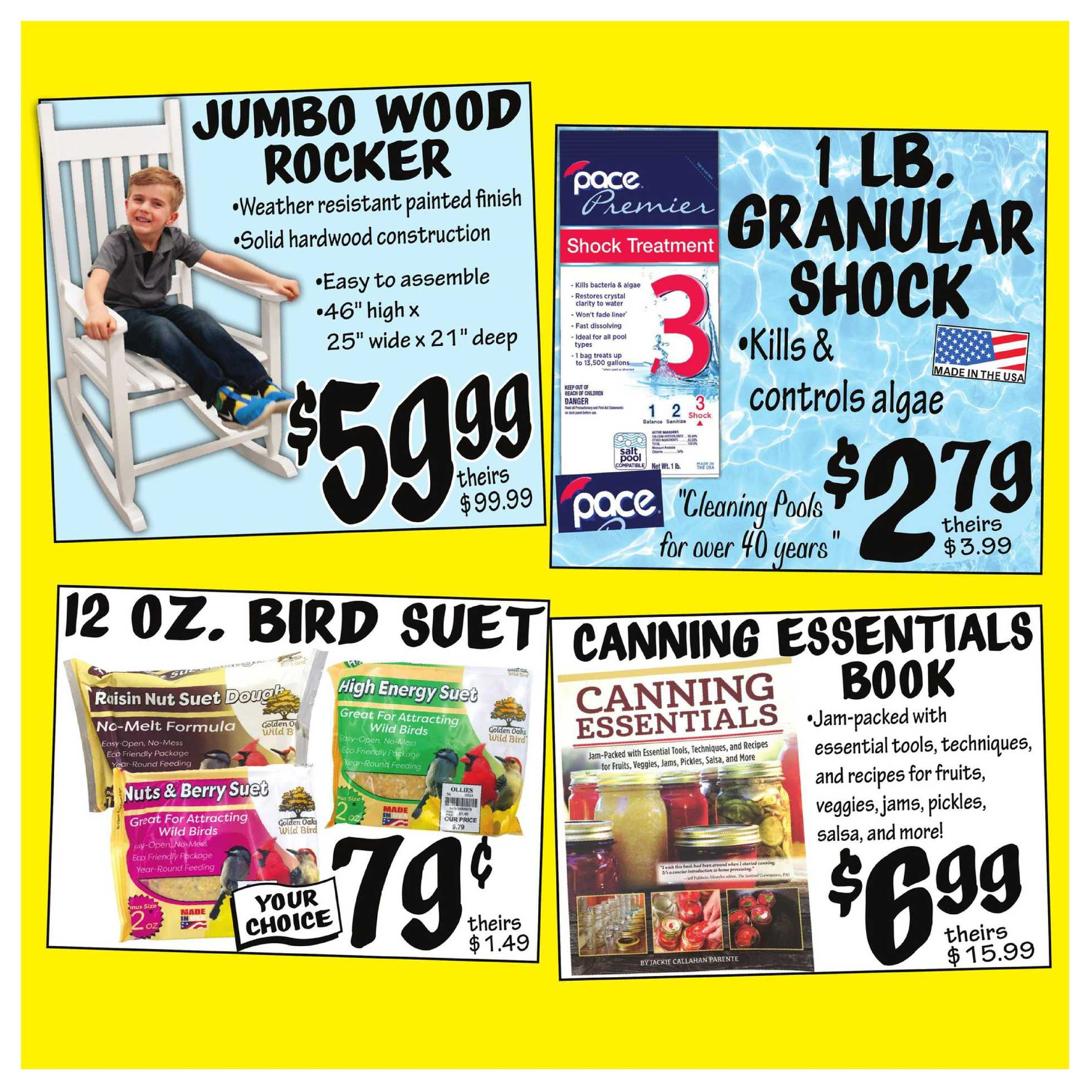 Ollie's Bargain Outlet - deals are valid from 07/30/20 to 08/05/20 - page 2.