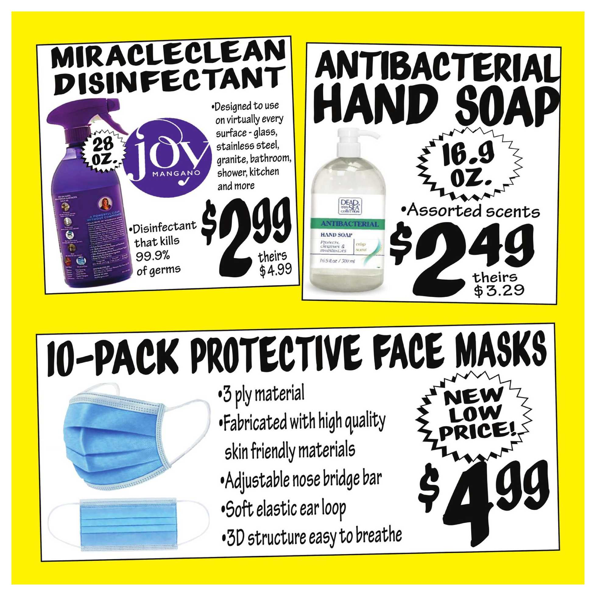 Ollie's Bargain Outlet - deals are valid from 07/30/20 to 08/05/20 - page 4.