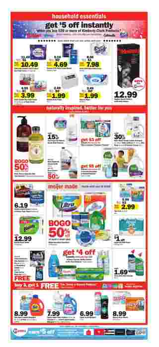 Meijer - deals are valid from 06/30/19 to 07/06/19 - page 11.
