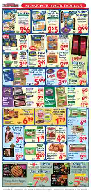 Market Basket - deals are valid from 08/23/20 to 08/29/20 - page 5.
